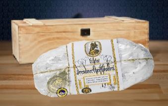Dresdner Stollen® - nur Echt mit dem Siegel ! Entdecken Sie die geschmackvolle Welt des Dresdner-Christstollens® & bestellen Sie Original Dresdner Christstollen®  ganz einfach bei uns online. Unsere von Hand gefertigt in unserer Bäckerei. Mit dem Qualität
