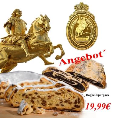 Dresdner Christstollen online kaufen Marzipanstollen Mohnstriezel Mohnstollen Mandelstollen Baumkuchen