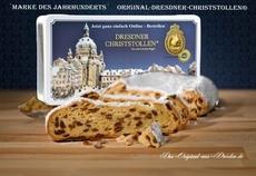 Weihnachtstollen bestellen oder Butterstollen ganz einfach Online kaufen.Echter Dresdner Stollen.