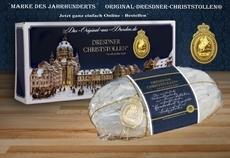 Weihnachtstollen bestellen oder Butterstollen ganz einfach Online kaufen.Echter Dresdner Stollen.24h Online bestellen.